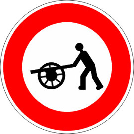 Accès-interdit-aux-voitures-à-bras