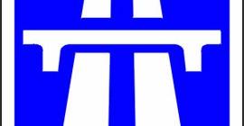 Début-d'une-section-d'autoroute