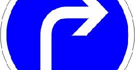 Direction-obligatoire-à-la-prochaine-intersection--à-droite