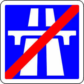 Fin-d'une-section-d'autoroute