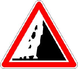 Risque-de-chute-de-pierres