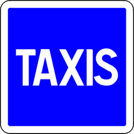 Station-de-taxis